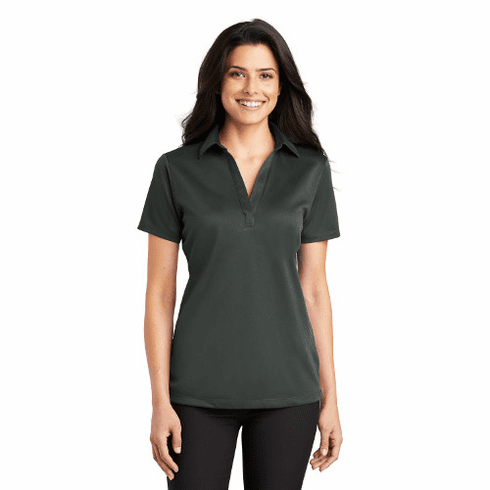 L540 Port Authority Ladies Polo with STMS LC Logo (2X-4X)
