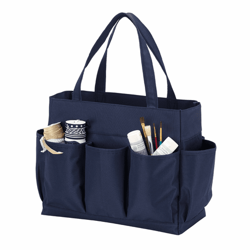 Navy Carry All Bag