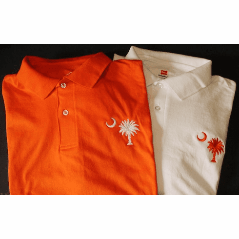 SC PALMETTO GOLF SHIRT (2X-3X)