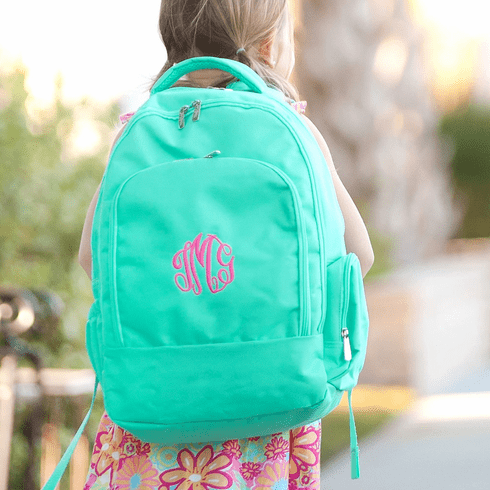 Solid Mint Computer Backpack