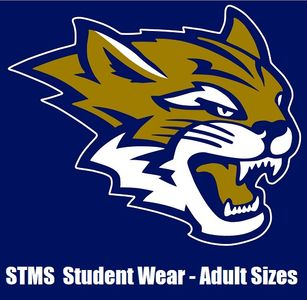 STMS Student Wear - ADULT Sizes (Scroll Down for Ordering Instructions)