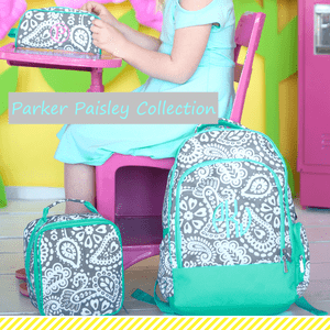 THE PARKER PAISLEY COLLECTION