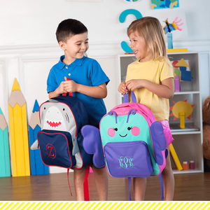 VIV & LOU PRESCHOOL BACKPACKS & NAP MATS