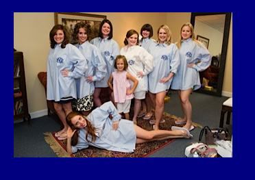BRIDAL PARTY MONOGRAMMED DRESS SHIRTS