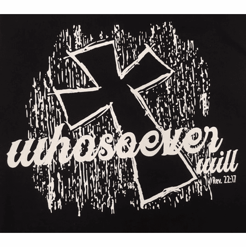 Whosoever Will DryBlend T-Shirt
