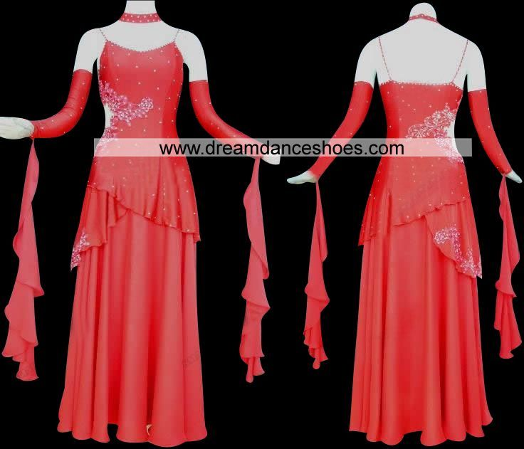 Ballroom Dance Costumes For Competition B1