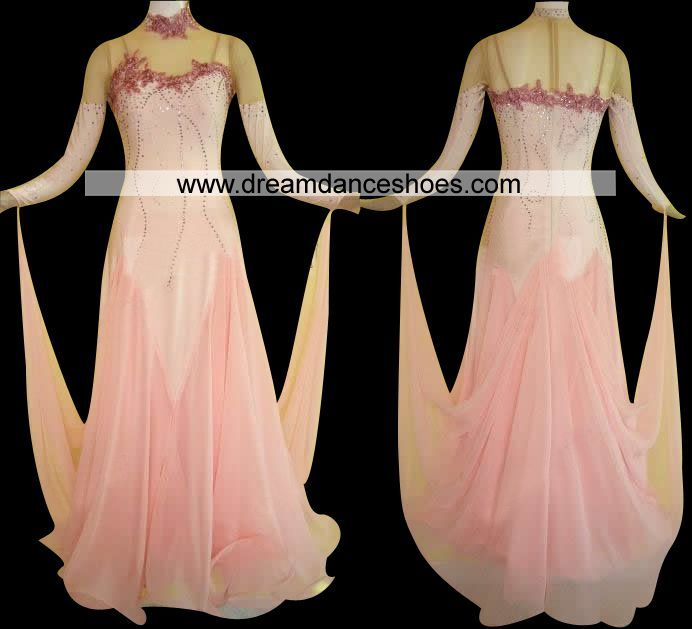 Ballroom Gowns Plus Size B4