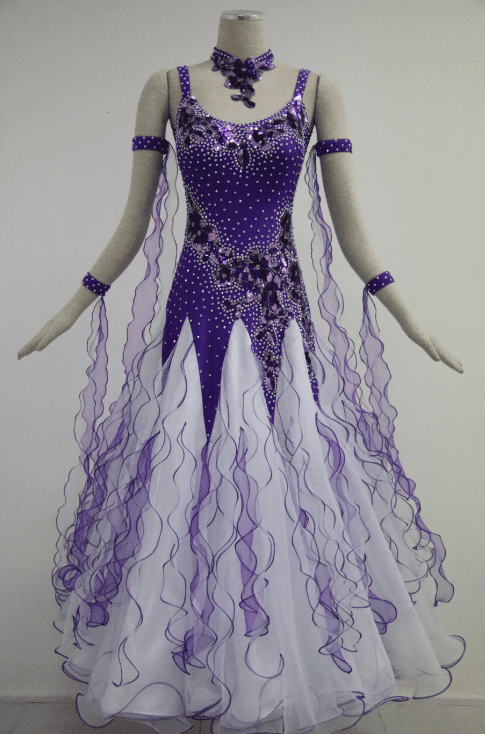 Dance Competition Costumes For Girls B2431