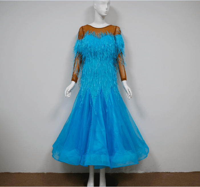 Dancewear ballroom UK B2303