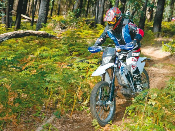 "<p><font size=""+1""><b>150cc To 250cc Dirt Bikes </b></font></p>"