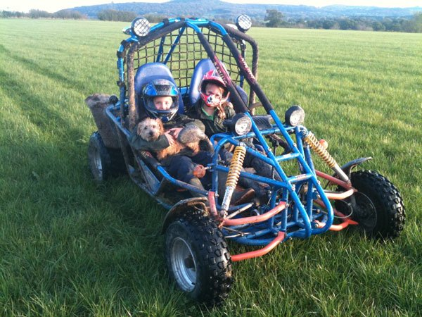 "<b><font size=""4"">*50cc to 163cc Youth Go Karts & Buggy's</font></b>"