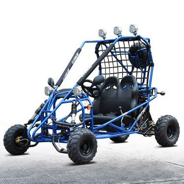 Akuma RT125 Jaguar Deluxe Mid Size Youth Go Kart Special Purchase Price