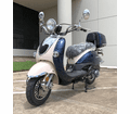 All New 50cc Trailmaster Sorrento Heritage II.  Great Retro Euro Style. Ships Fully Assembled