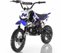 Orion DB-34 Deluxe 110cc Dirt / Larger Frame Pit Bike 30 Inch Seat Height 14 Inch Front Tire.  Bigger Bike