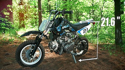 apollo orion 70cc pit dirt bike from. Black Bedroom Furniture Sets. Home Design Ideas