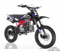 """Apollo/Orion RX37-2 125cc Pit / Dirt Motorcycle. 32"""" seat height 17"""" front tire, Inverted front fork Best Seller"""