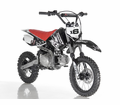 Apollo Ultramax DB-X6 125cc Fully Automatic Dirt/Pit Bike - Free Shipping