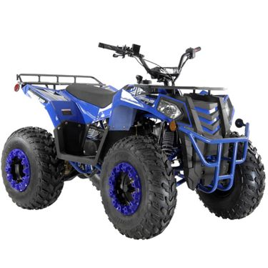 Regency Orion 200 CC Full Size Fully Automatic Heaviest Payload in the class BEAD LOCK style Rims