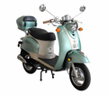 BMS 50cc Federal Scooter
