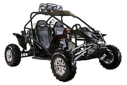 Deluxe Dune Buggy Efi Fuel Injected 5 Sd Dual Twin Engine Awesome Suspension Free Shipping Motos