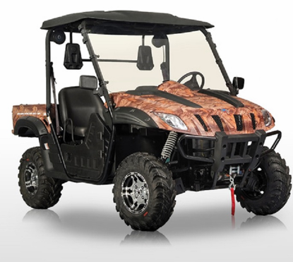 BMS Ranch Pony 600cc UTV EFI
