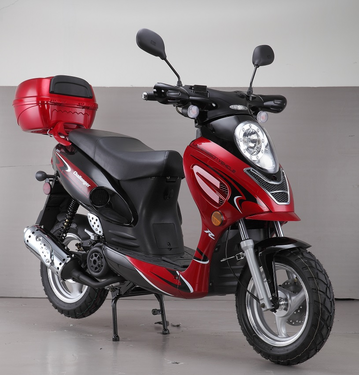 Challenger 150cc Deluxe Scooter