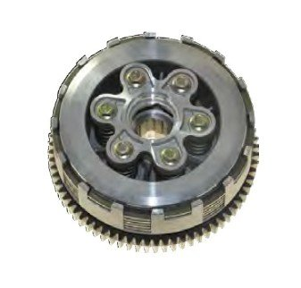 Chinese Parts - 200-250Cc Vertical Engine Clutch from Motobuys com