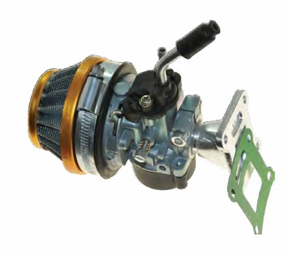 Chinese Parts - High Performance Mt-A1 47 / 49Cc 2-Stroke 13mm Carburetor  from Motobuys com