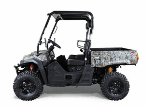 Cazador Outfitter 550 4 X 4 UTV / Arrives Fully Assembled Ready to Drive-  Macpherson Suspension -