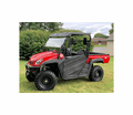 Comerade 650cc EFI / Fuel Injected 4x4 with winch & windshield .