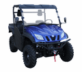 Comerade 650cc EFI / Fuel Injected 4x4 with winch & windshield . -  Blue tooth stereo
