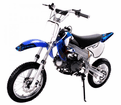 """Coolster QG214-125 Ultra Dirt / Pit Bike - """"Manual Transmission 29 Inch Seat Height 14 inch front Tire"""