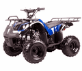Kymoto 3050D Kids Size Deluxe Sport-Utility 110 ATV - Automatic - 16 inch Wheels Highest ground clearance in class-