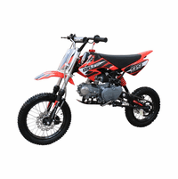 Coolster FC Deluxe 125cc Pit/Dirt Bike - Low Seat Height - Semi-Automatic Transmission - Calif Legal