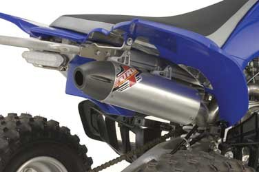 DRD - Exhaust - Honda - TRX450R Spark Arrestor/Silencer '04-05 - Lowest  Price Guaranteed! Free Shipping!