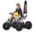 "Electric ATV by Tom Ride <b><font color=""red""><font size=""5"">Professionial Grade</font></font></b> - for Beginner & Advanced Youth Riders - FREE SHIPPING -"