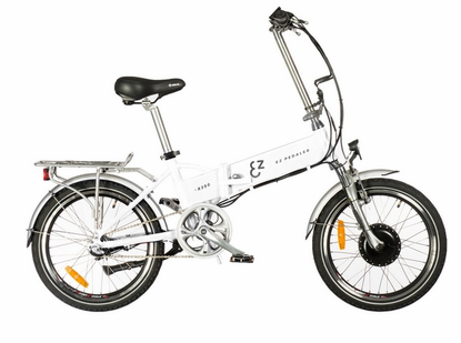 EZ Pedaler X350 Unisex Electric Folding Bicycle