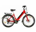 EZ Pedaler ST-500 Unisex Electric Touring Bicycle- with Battery Integration - Lithium Battery - World Class Quality! Free Shipping - Motobuys.Com