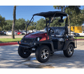 Gas Golf Cart UTV Hybrid Cazador Eagle 200 Side by Side With Custom Rims/Tires - 2 or 4 Seat Models -