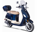 Heritage 50 Scooter by ZNEN - USB Port - NEW 2018 MODELS -