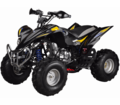 Jet Moto Highlander ATV 250SW Air Cooled Sport Quad.