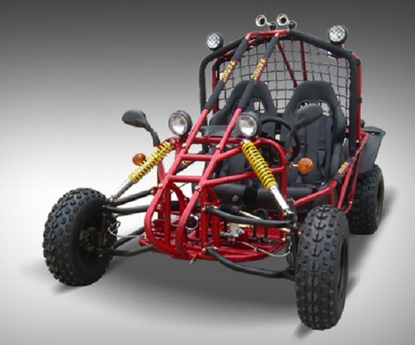 Jet Moto Go Kart - Buggy - 200cc Engine - Calif Legal