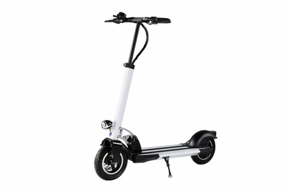 Kicker 48-Volt Electric Ultra Stand-Up Scooter- More Power with Speeds to  27mph! Lithum Battery -