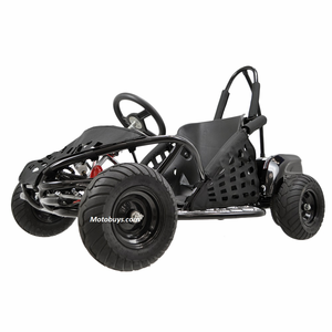Kicker Electric Go Kart - 1000 Peak Watts - 48 Volts - Speeds to 17mph!  Calif Legal!