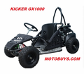 Kicker GX1000 Gas Powered Go Kart - Calif Legal Model! -