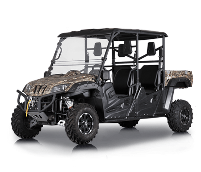BMS 700cc 4-Seater deluxe UTV Side-by-Side -Fuel Injection (EFI)-Calif Legal - FREE SHIPPING ON A CAR CARRIER FULLY ASSEMBLED! Great Value.  Blue tooth stereo