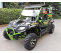 Kymoto Avenger Max 170 UTV  - NEW Larger Model with Windshield -
