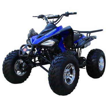 Kymoto Deluxe Sport 200 Elite - Full Size Adult Model - Larger Engine - Fully Automatic - Now with chrome rims
