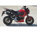 "Kymoto GRM XL 125cc Deluxe 4-speed Manual <b><font color=""red""><font size=""3"">Compare to Honda Grom - CALIF Street Legal!</font></font></b>"