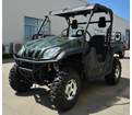 Kymoto UTV 700-XL 4x4 - Fuel Injected - Shaft Drive -